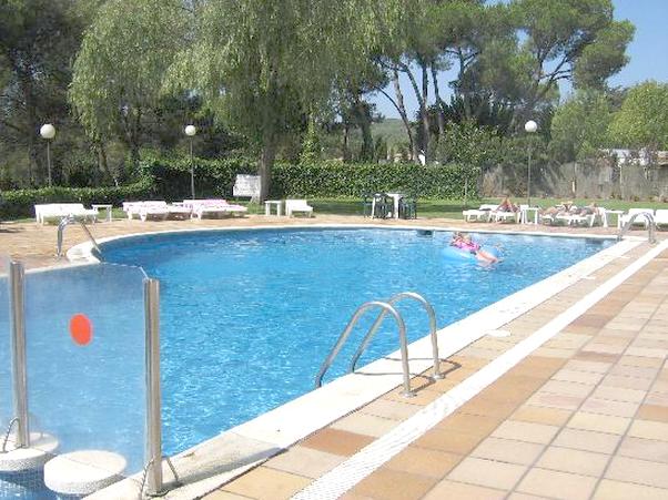 Aparthotel Las Mariposas - Pool2