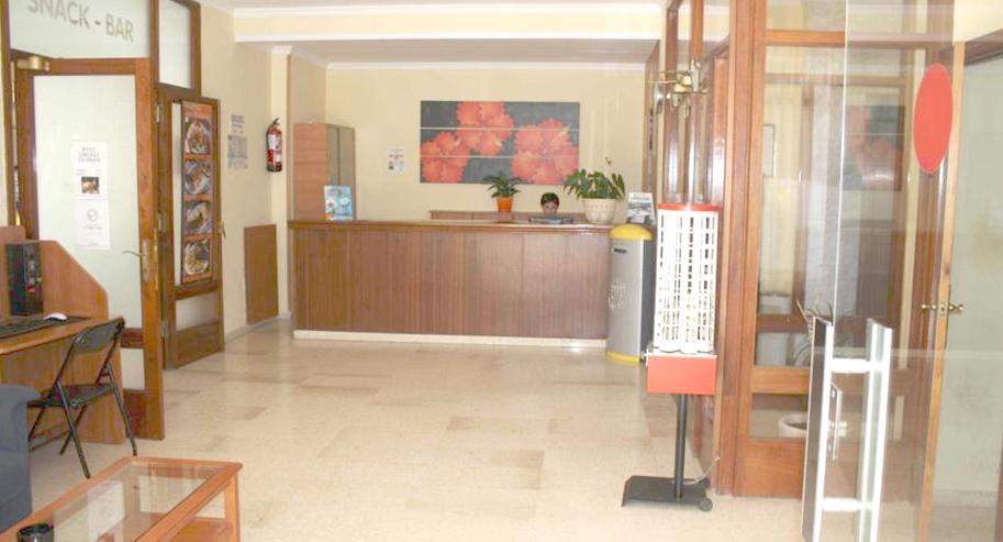 Aparthotel Las Mariposas - Reception