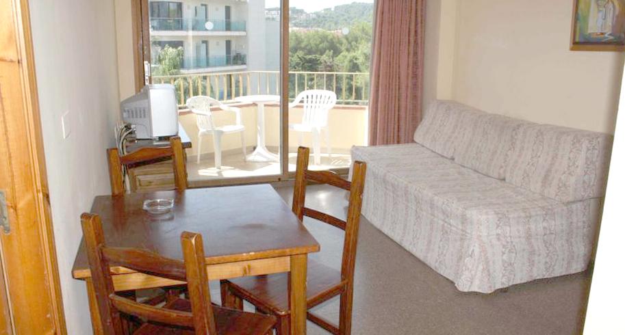 Aparthotel Las Mariposas - Apartment view3