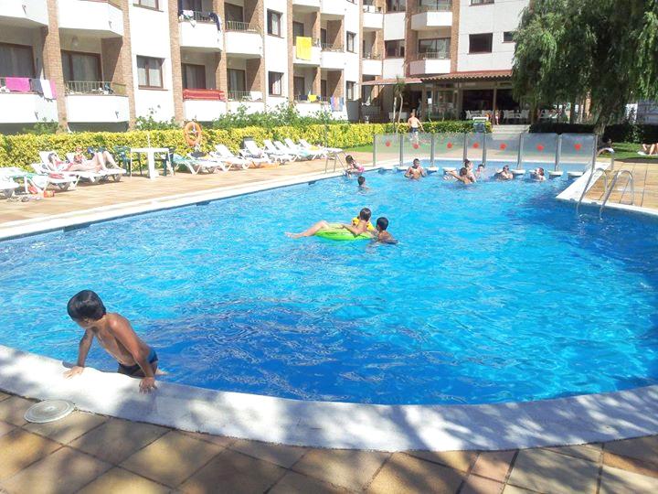 Aparthotel Las Mariposas - Pool3