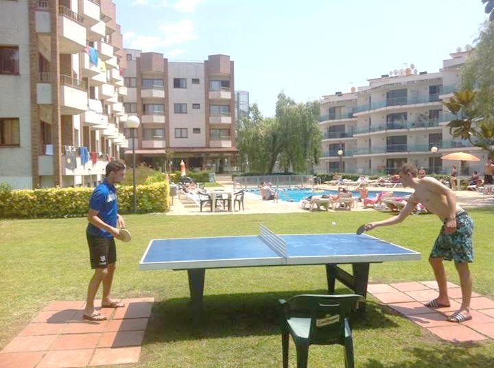 Aparthotel Las Mariposas - Garden1